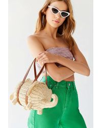 Urban Outfitters - Wicker Elephant Bag - Lyst