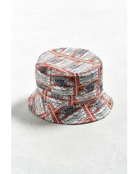 9aac52b0249 Lyst - Urban Outfitters Bucket Hat in Brown for Men