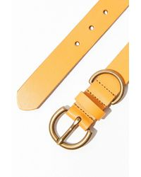 Urban Outfitters - Standard D-keeper Belt - Lyst