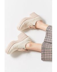 Urban Outfitters - Emilie Canvas Bubble Toe Oxford - Lyst