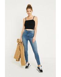 BDG - Pine Indigo Breeze Skinny Jeans - Lyst