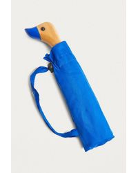 Urban Outfitters - Lapis Blue Duck Umbrella - Lyst