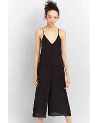 Staring At Stars - Crinkle Culotte Jumpsuit - Lyst
