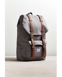 df480621b1c Lyst - Herschel Supply Co. Little America 25l Backpack In Abstract ...
