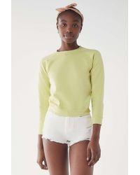 Urban Outfitters - Uo Stevie Shrunken Sweatshirt - Lyst