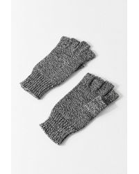 Urban Outfitters - Basic Knit Fingerless Glove - Lyst