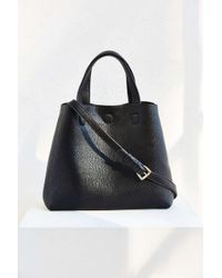 Urban Outfitters - Mini Reversible Faux Leather Tote Bag - Lyst