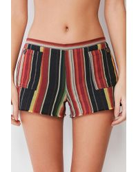 Out From Under - Chessie Patch Pocket Shorts - Lyst
