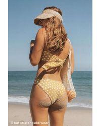 Same Swim - Skin By Bikini Bottom - Lyst