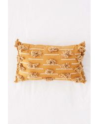 Urban Outfitters - Edra Tufted Lumbar Pillow - Lyst