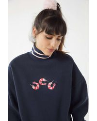 Lazy Oaf - Prawn Turtleneck Sweater - Lyst