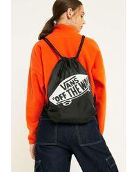 4b37e305c2 Vans Benched Novelty Bag - Surf Geo Women s Backpack In Black in ...
