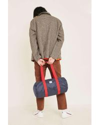 7ae7a46f2198 Herschel Supply Co. Packable Duffle Bag in Blue for Men - Lyst