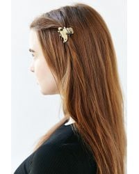 Urban Outfitters - Tortoise Claw Hair Clip Set - Lyst