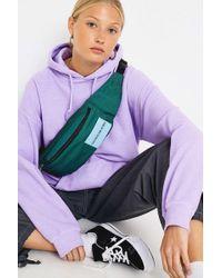 Calvin Klein - Sport Essentials Teal Crossbody Street Pack - Lyst