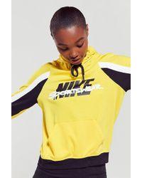 Nike - Nike Moto Hoodie Sweatshirt - Lyst