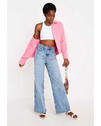 """BDG Ausgestellte Jeans """"Summer"""" - Blau"""