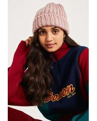 Urban Outfitters - Uo Femme Beanie - Lyst