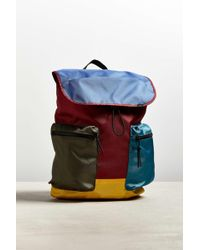 904847f69ab1 Lyst - Urban Outfitters Uo Cloud Wash Denim Cinch Backpack in Blue ...
