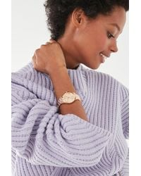 Urban Outfitters - Classic Metal Link Watch - Lyst