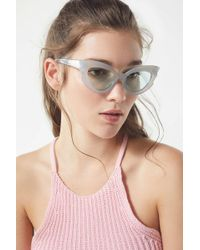 Urban Outfitters - Nine Lives Cat-eye Sunglasses - Lyst