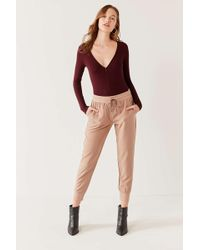 Out From Under - Piper Woven Jogger Pant - Lyst