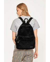BDG - Corduroy Black Backpack - Lyst