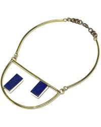 Anndra Neen - Cleo Swing Necklace - Lyst