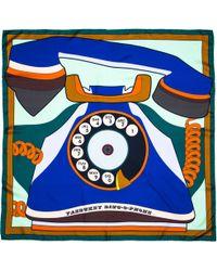 Yazbukey - Ring-o-phone Scarf - Lyst