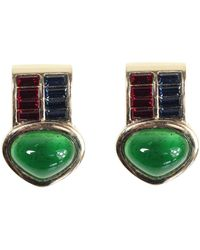 Rarities | Coloured Crystal Earrings | Lyst