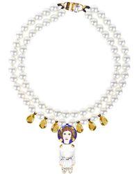 Bijoux De Famille - Leila Necklace - Lyst