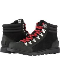 Sorel - Ainsley Conquest Shoe In Black - Lyst