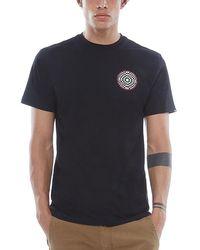 Vans - T-shirt Maniche Corte Checkered - Lyst
