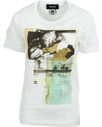 DSquared² - Tee - Lyst