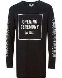 Opening Ceremony - Long Sleeve T-shirt - Lyst