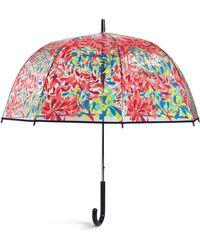 Vera Bradley - Auto Open Bubble Umbrella - Lyst