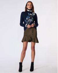 Veronica Beard - Claremont Skirt - Lyst