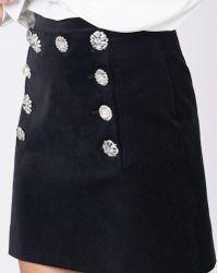 Veronica Beard - Ording Skirt - Lyst