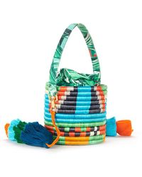 Veronica Beard - Jungla Bucket Bag Maison Alma - Lyst