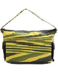 Missoni - Multicolour Leather Clutch Bag - Lyst