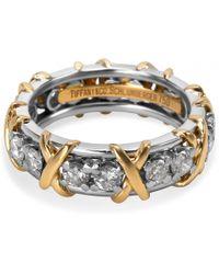 Tiffany & Co. - Bague Schlumberger en or jaune - Lyst