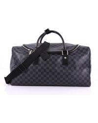 Louis Vuitton - Black Cloth - Lyst