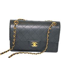 Chanel - Timeless Leather Bag - Lyst