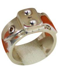 Hermès - Pre-owned Silver Jewellery - Lyst