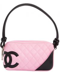 f6fdbca865 Chanel Pre-owned 31 Rue Cambon Tote Bag in Pink - Lyst