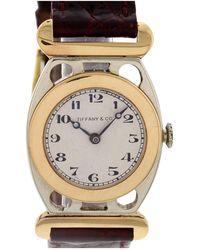 Tiffany & Co. - White Gold Watch - Lyst