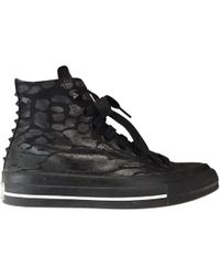 Givenchy Cloth High Trainers 41p38