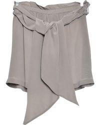 Étoile Isabel Marant - Pre-owned Silk Bermuda - Lyst