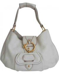 Tod's - Leather Handbag - Lyst