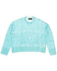 Zadig & Voltaire - Turquoise Silk - Lyst